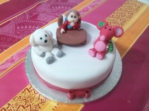 tarta peque y sus muñecos de peluche (2)