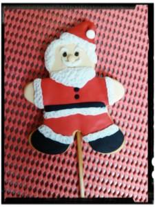 Galleta Papa Noel 2