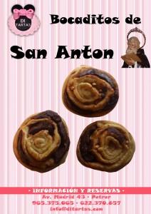Bocaditos de San Anton