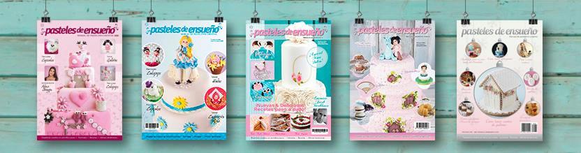 revistas pasteles de ensueño 2