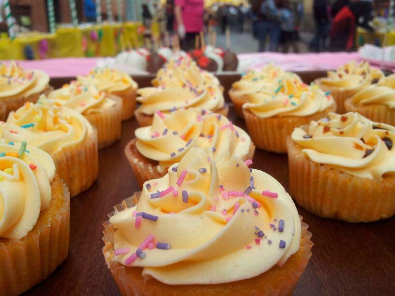 Cupcakes Di-Tartas buttercream