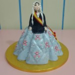tarta tallada muñeca novia alicantina (1)