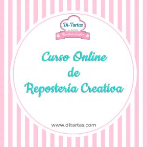 curso online reposteria creativa ditartas