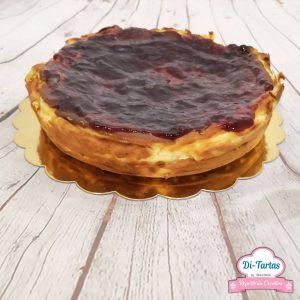 tarta queso horno ditartas